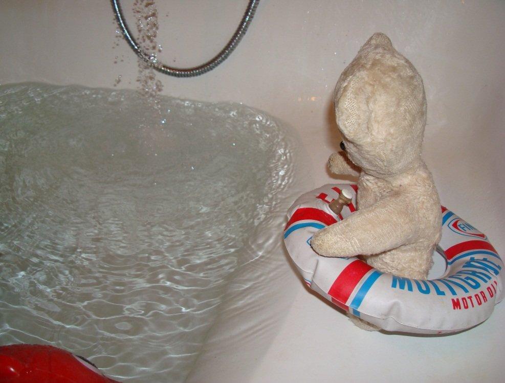bain si je veux
