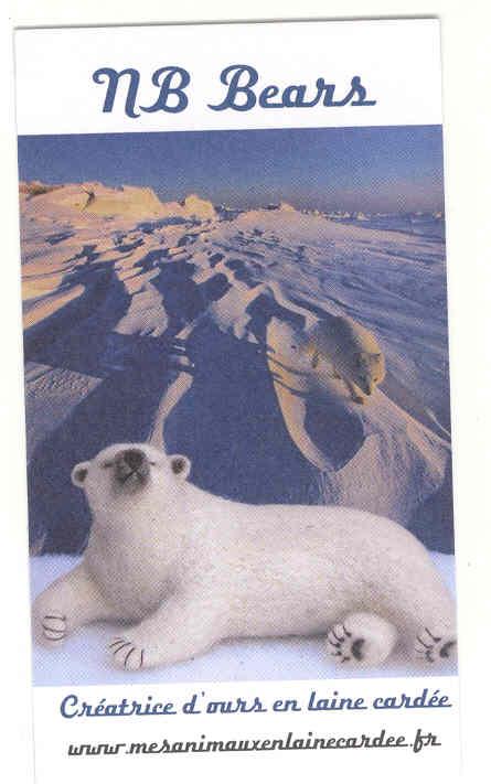 ours en laine