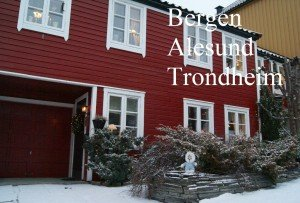 Ninnin en croisière au Cap Nord titre-Bergen-Alesund-Trondheim-300x203